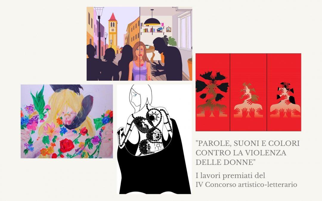 I lavori premiati del IV Concorso artistico-letterario